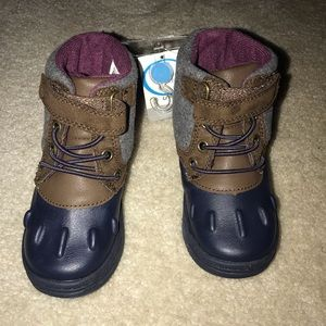 Carters duck boots